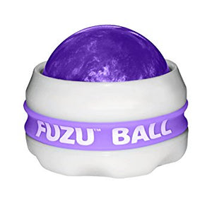 purple fuzu massage ball