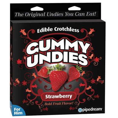 Edible Crotchless Gummy Undies For Him