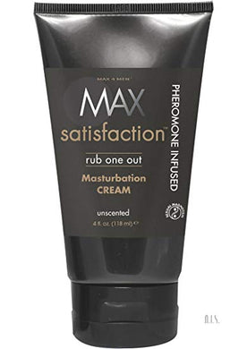 Max Satisfaction - Rub One Out