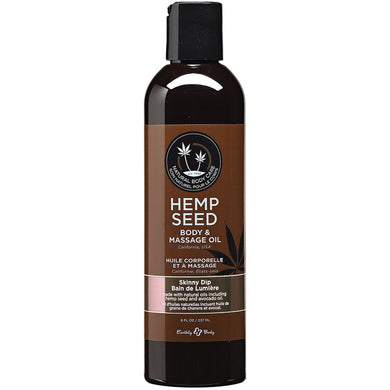 Hempseed Massage Oil