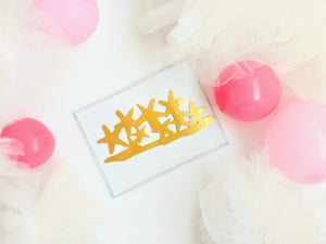 Crowns - Sea Star (set of 8)