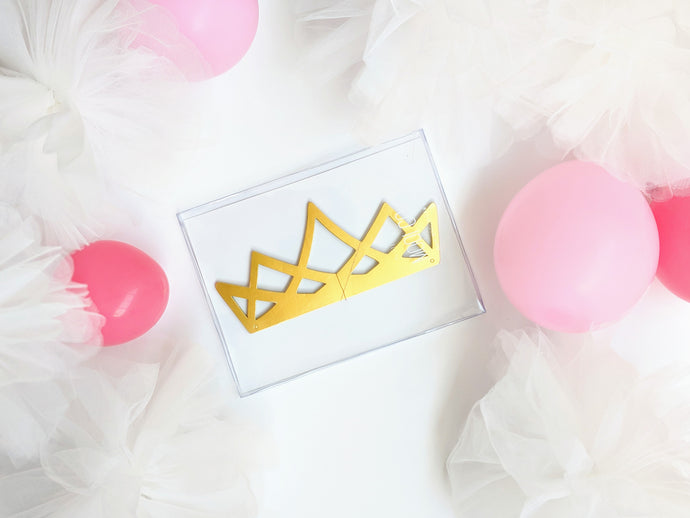 Crowns - The Queen (set of 8)