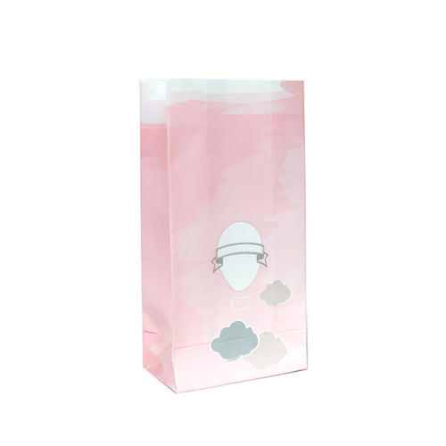 Balloon (Pink) Loot Bag Kit