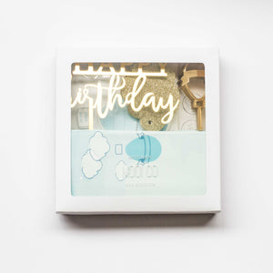 Petite Party Kit - Up Up & Away (Blue)