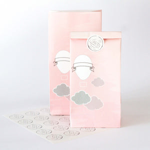 Petite Party Kit - Up Up & Away (Pink)