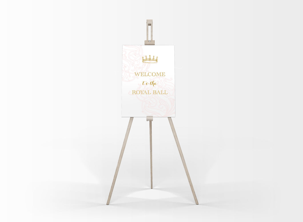 Printables - Princess (Blush)