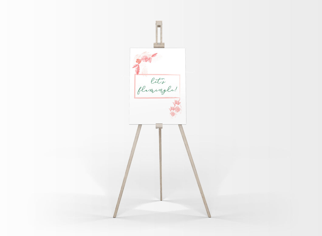 Printables - Flamingo