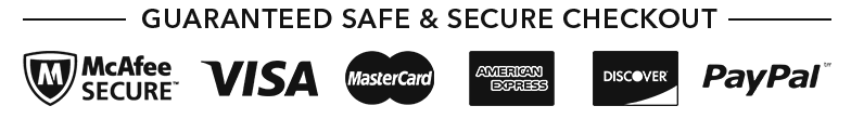 Image result for black and white secure checkout badge