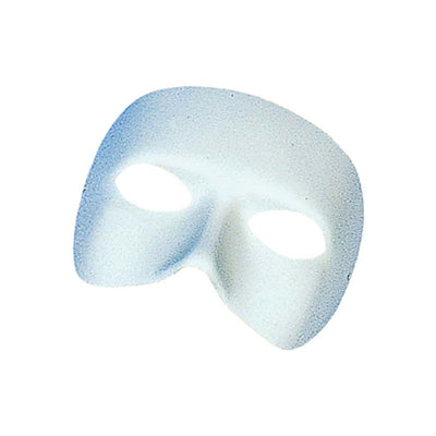 Doge White Eye Mask - Carnival Store