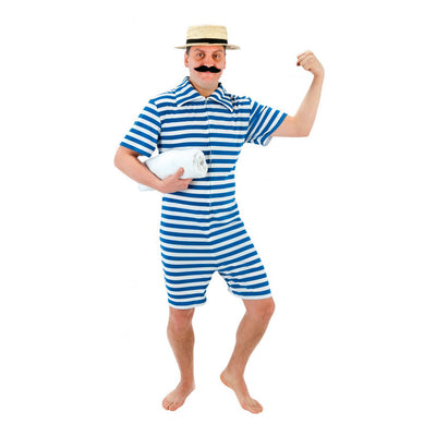 Beach Hunk Adult Costume - Carnival Store