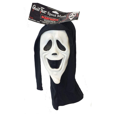 Scream Maske Smiley | Smiley Mask & Cape
