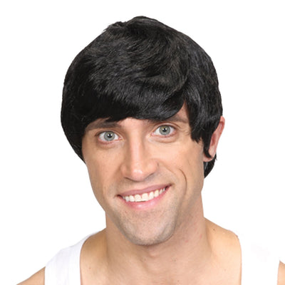 Cool Guy Wig - Black - Carnival Store
