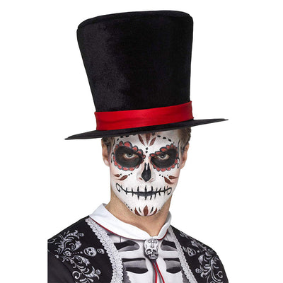 Tag des toten Zylinderhutes | Day of the Dead Top Hat