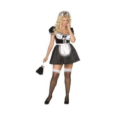 Envy Sexy French Maid Costume - Carnival Store