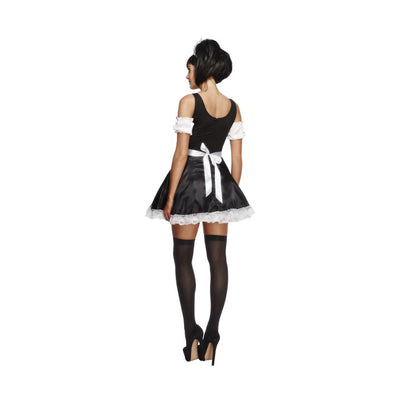 Flirty French Maid Costume - Carnival Store