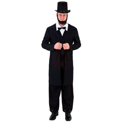 Abraham Lincoln Adult Costume - Carnival Store