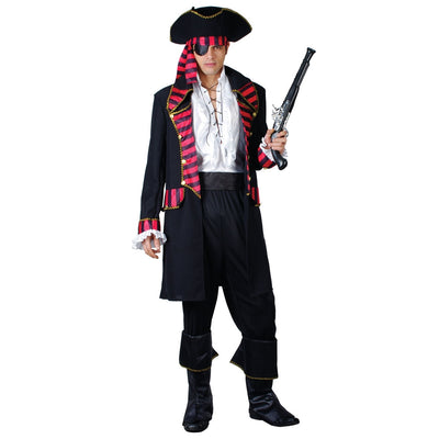Deluxe Pirate Captain - Carnival Store