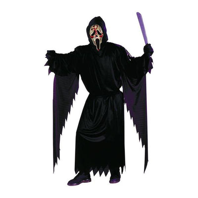 Schrei Ghost Face-Kostüm für Jungen Zombie | Zombie Ghost Face Child Costume