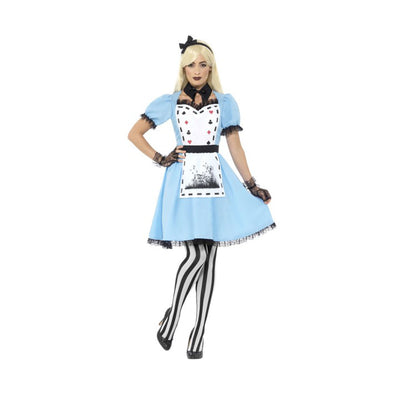 Deluxe Dark Tea Party Costume - Carnival Store