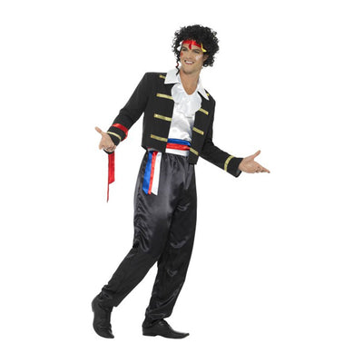 80's New Romantic Costume - Carnival Store