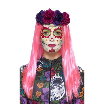 Day of the Dead Sweetheart Make-Up Kit - Carnival Store