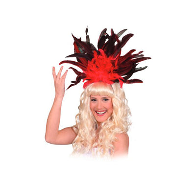 Carnival Headdress Red - Carnival Store