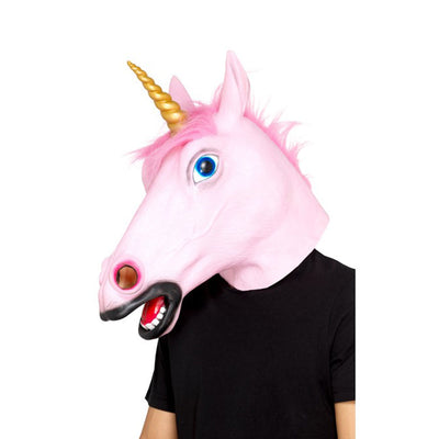 Unicorn Latex Mask - Carnival Store