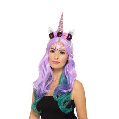 Unicorn Cosmetic Kit, Aqua - Carnival Store