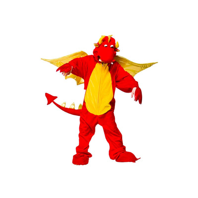 Fire Breathing Dragon Costume - Carnival Store