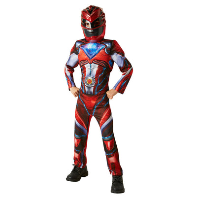 Power Rangers Movie - Deluxe Red Ranger