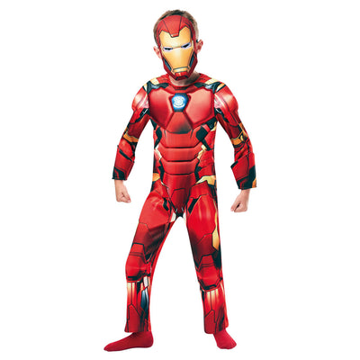 Deluxe Iron Man Kostüm | Deluxe Iron Man - Carnival Store