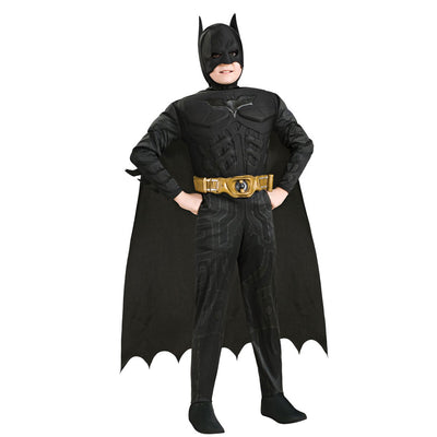 Batman Child Deluxe Kostüm | Batman Child Deluxe Costume - carnivalstore.de