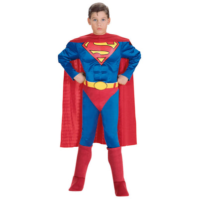 Classic Superman with Muscle Chest - Carnival Store