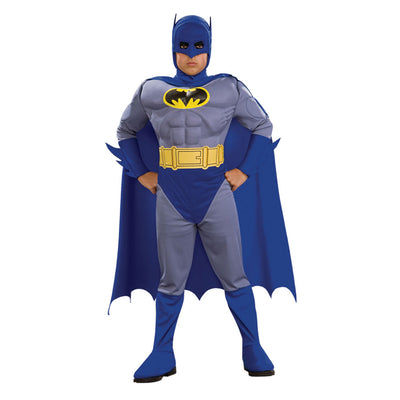 Deluxe Muskelkiste Batman | Deluxe Muscle Chest Batman - Carnival Store