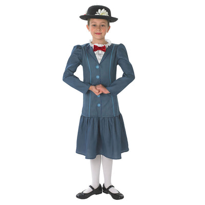 Mary Poppins Kostüm für Kinder | Mary Poppins Children Costume