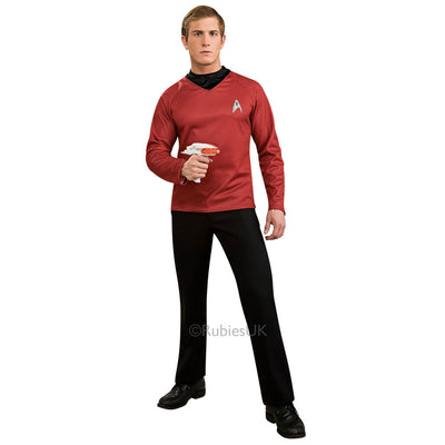 Star Trek - Star Trek Deluxe Shirt | Star Trek - Deluxe Scotty Adult