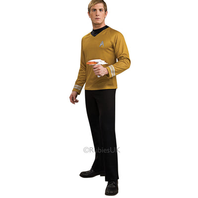 Star Trek - Deluxe Captain Kirk Erwachsener | Star Trek - Deluxe Captain Kirk Adult