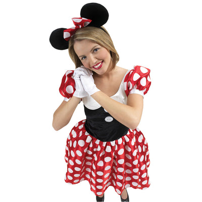 Minnie Mouse Kostüm für Erwachsene | Adult Minnie Mouse Costume