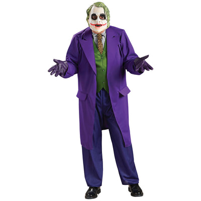 Batman, The Joker Adult Deluxe Costume - carnivalstore.de