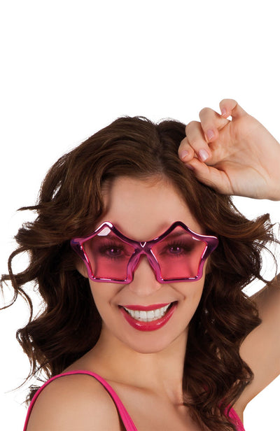 Colourful Star Glasses - Carnival Store