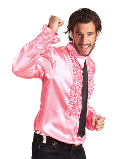 Party Shirt Light Pink - Carnival Store