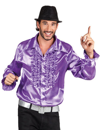 Party Shirt Purple - Carnival Store