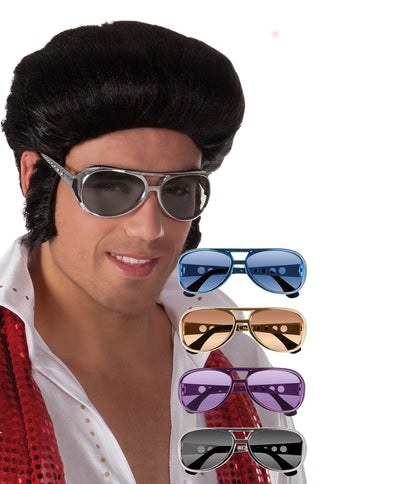 Rock n Roll Star Glasses Assorted Colours - Carnival Store