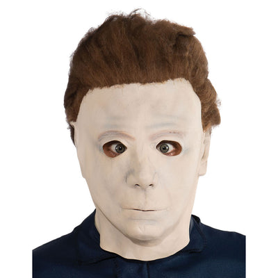 Michael Myers Maske mit Haar | Michael Myers Mask with Wig
