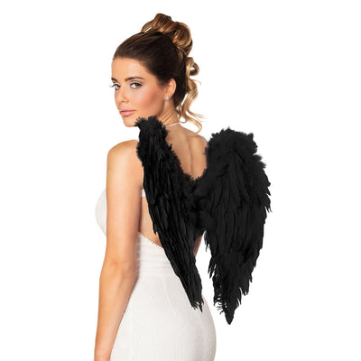 Angel Wings Folded 50x50cm - Carnival Store