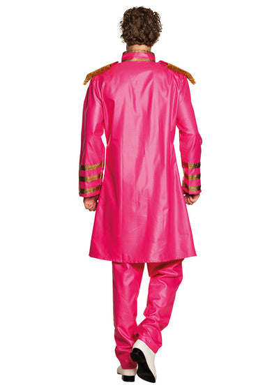 Sergent Papper Costume Pink - Carnival Store