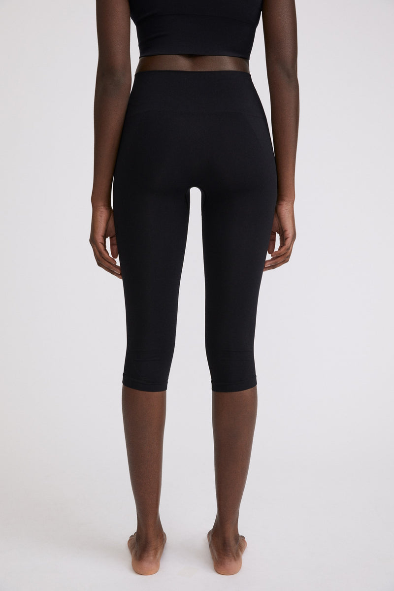 Cropped Seamless Legging