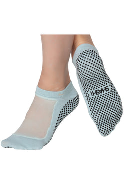 Classic Mesh Regular Socks