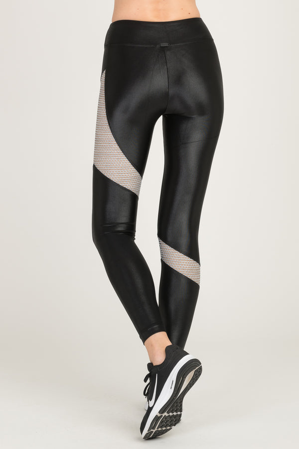 Highwaist Marble Infinity Legging