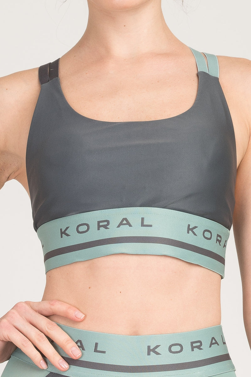 Judge Energy Logo Bra